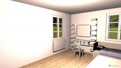 Raumgestaltung zimmeer in der Kategorie Arbeitszimmer