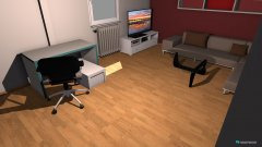 Raumgestaltung Zimmer-02 in der Kategorie Arbeitszimmer