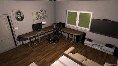 Raumgestaltung Zimmer 1. in der Kategorie Arbeitszimmer