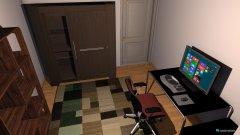 Raumgestaltung Zimmer #1 in der Kategorie Arbeitszimmer