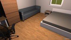 Raumgestaltung Zimmer 2.o in der Kategorie Arbeitszimmer