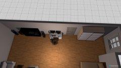 Raumgestaltung Zimmer 2014 in der Kategorie Arbeitszimmer