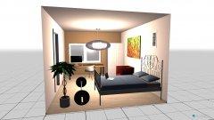 Raumgestaltung Zimmer 347x465 in der Kategorie Arbeitszimmer