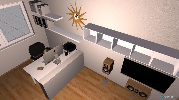 Raumgestaltung zimmer 3 in der Kategorie Arbeitszimmer