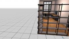 Raumgestaltung Zimmer 5 in der Kategorie Arbeitszimmer