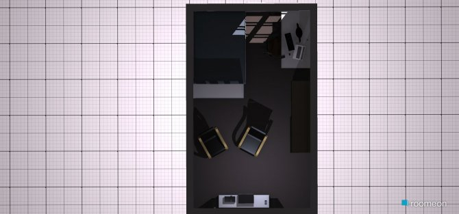 Raumgestaltung zimmer ac2 in der Kategorie Arbeitszimmer
