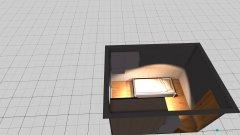 Raumgestaltung Zimmer Caro in der Kategorie Arbeitszimmer