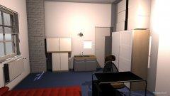 Raumgestaltung zimmer mit mass 2 in der Kategorie Arbeitszimmer