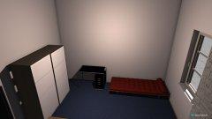 Raumgestaltung zimmer mit mass in der Kategorie Arbeitszimmer