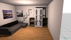Raumgestaltung zimmer Raphael in der Kategorie Arbeitszimmer