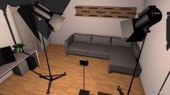Raumgestaltung zimmer studio in der Kategorie Arbeitszimmer