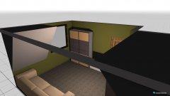 Raumgestaltung Zimmer2.0 in der Kategorie Arbeitszimmer