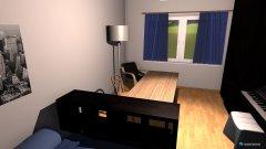Raumgestaltung Zimmer2 in der Kategorie Arbeitszimmer