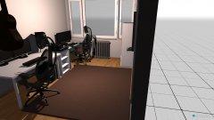 Raumgestaltung Zimmer3_WienerStr in der Kategorie Arbeitszimmer