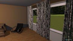 Raumgestaltung Zimmermann K in der Kategorie Arbeitszimmer