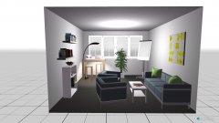 Raumgestaltung ZymoBüroNEU in der Kategorie Arbeitszimmer