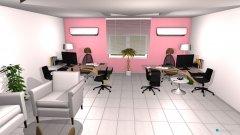 Raumgestaltung غرفة قبول و تسجيل in der Kategorie Arbeitszimmer