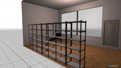Raumgestaltung Тулова in der Kategorie Arbeitszimmer