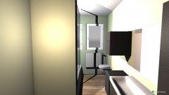 Raumgestaltung 001 in der Kategorie Badezimmer