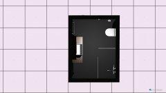 Raumgestaltung 1. OG klein in der Kategorie Badezimmer