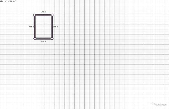 Raumgestaltung 1 Projekt Bad in der Kategorie Badezimmer