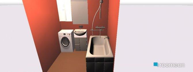 Raumgestaltung ванна1 in der Kategorie Badezimmer