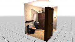 Raumgestaltung ห้องน้ำ 1 in der Kategorie Badezimmer
