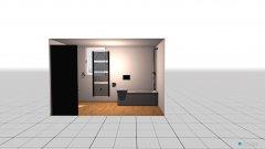 Raumgestaltung 1. in der Kategorie Badezimmer
