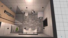 Raumgestaltung 2.EG in der Kategorie Badezimmer