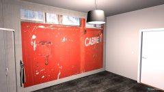 Raumgestaltung 2. Projekt łaziekna. in der Kategorie Badezimmer