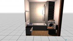 Raumgestaltung ВАННА2 in der Kategorie Badezimmer