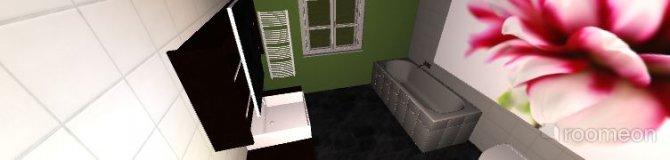 Raumgestaltung 2 in der Kategorie Badezimmer
