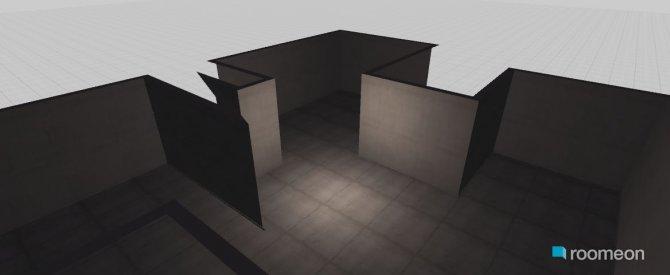 Raumgestaltung 2terVersuch in der Kategorie Badezimmer