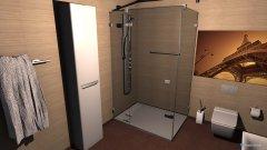 Raumgestaltung 3333 in der Kategorie Badezimmer