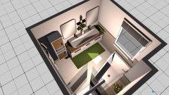 Raumgestaltung 6,28m² Badezimmer_Version_3 in der Kategorie Badezimmer