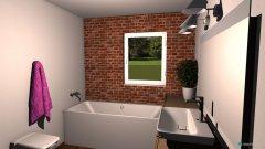 Raumgestaltung a in der Kategorie Badezimmer