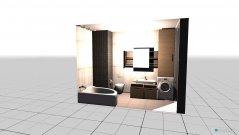 Raumgestaltung agnieszka in der Kategorie Badezimmer