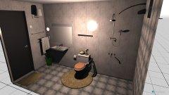 Raumgestaltung Aiz Bathroom Design 1 in der Kategorie Badezimmer