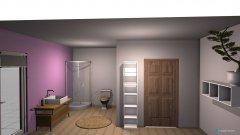 Raumgestaltung Alina3 in der Kategorie Badezimmer