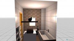 Raumgestaltung Andrej in der Kategorie Badezimmer