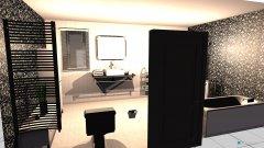 Raumgestaltung Ania 2 in der Kategorie Badezimmer