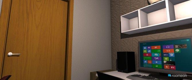 Raumgestaltung Arbeitszimmer in der Kategorie Badezimmer