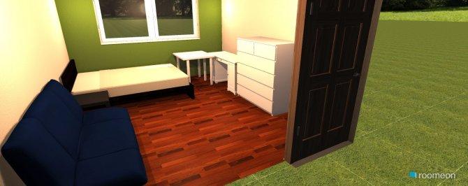 Raumgestaltung Arschzimmer in der Kategorie Badezimmer
