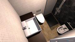 Raumgestaltung Aseol in der Kategorie Badezimmer