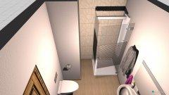 Raumgestaltung Łazieneczka in der Kategorie Badezimmer