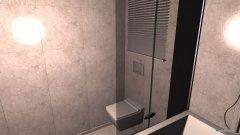 Raumgestaltung Łazienka 2_2 in der Kategorie Badezimmer