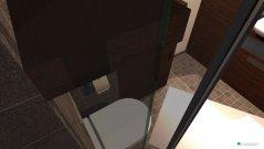 Raumgestaltung łazienka 2 in der Kategorie Badezimmer