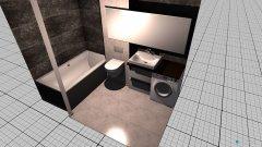 Raumgestaltung Łazienka _2 in der Kategorie Badezimmer