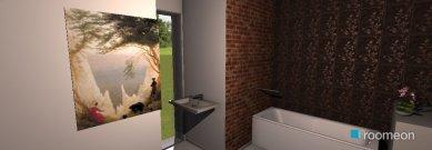 Raumgestaltung łazienka dziewczęca in der Kategorie Badezimmer