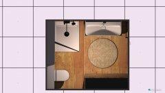 Raumgestaltung łazienka rodzice in der Kategorie Badezimmer